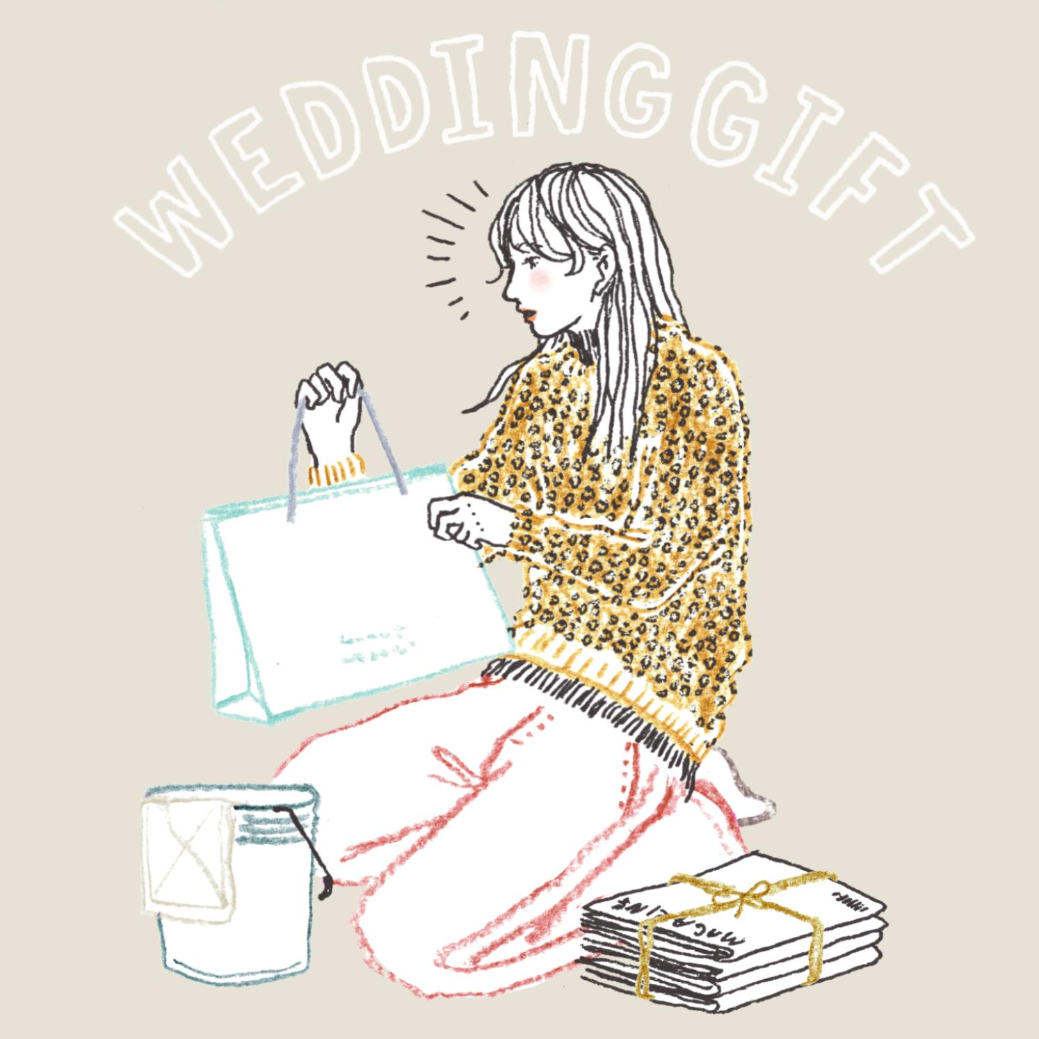 Q:押し入れを整理していたら、結婚式の引き出物が出てきました。次のうち出てきたものは何でしたか?
