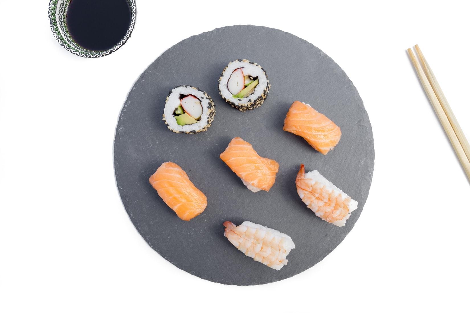 一度は夢に見る、回らないお寿司