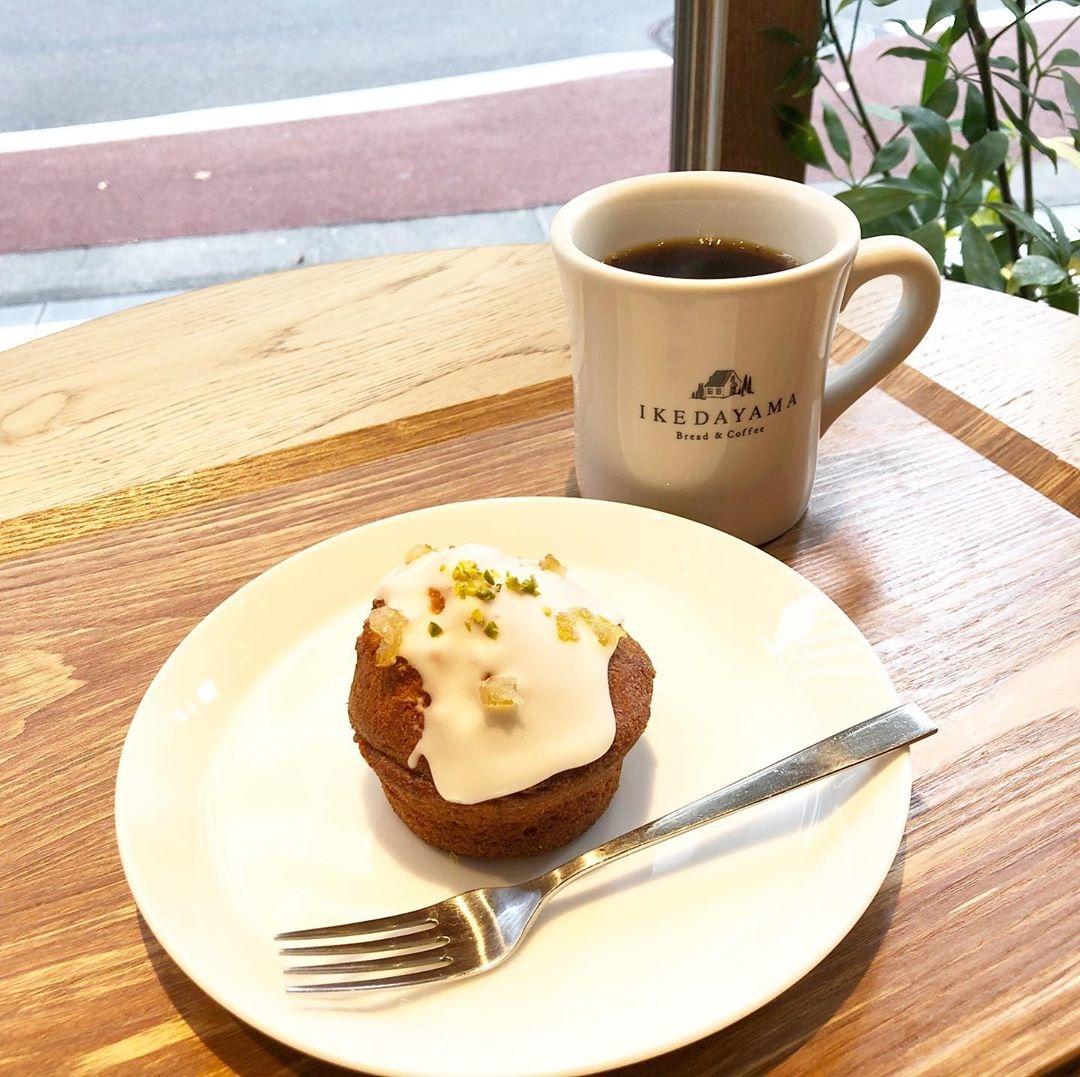 Bread & Coffee IKEDAYAMA
