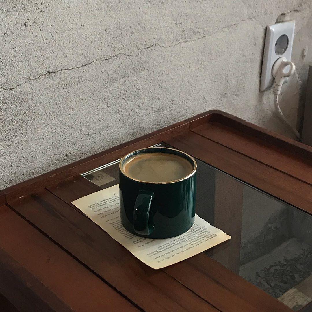 Knulp coffee @延禧洞