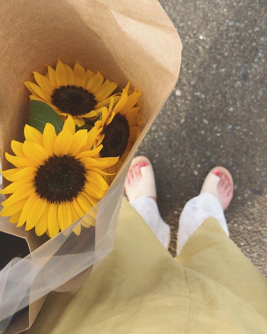 気持ちを華やかにするお花なんていかが?
