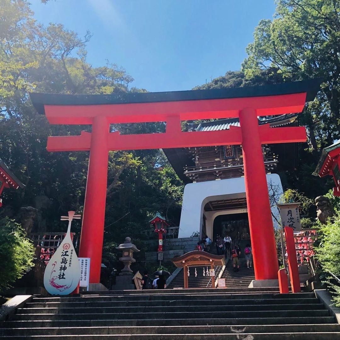 【神奈川県】江島神社