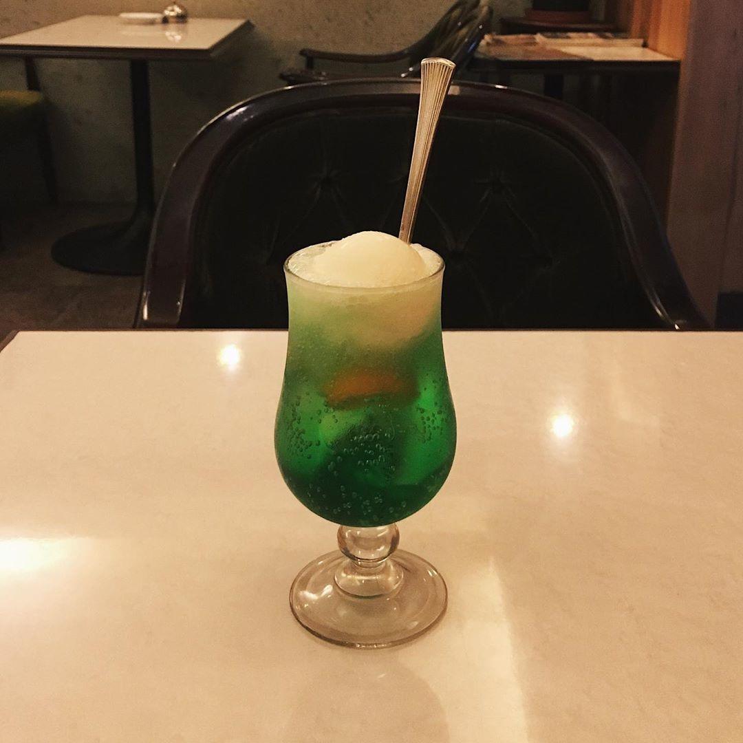 純喫茶サンパウロ:浅草