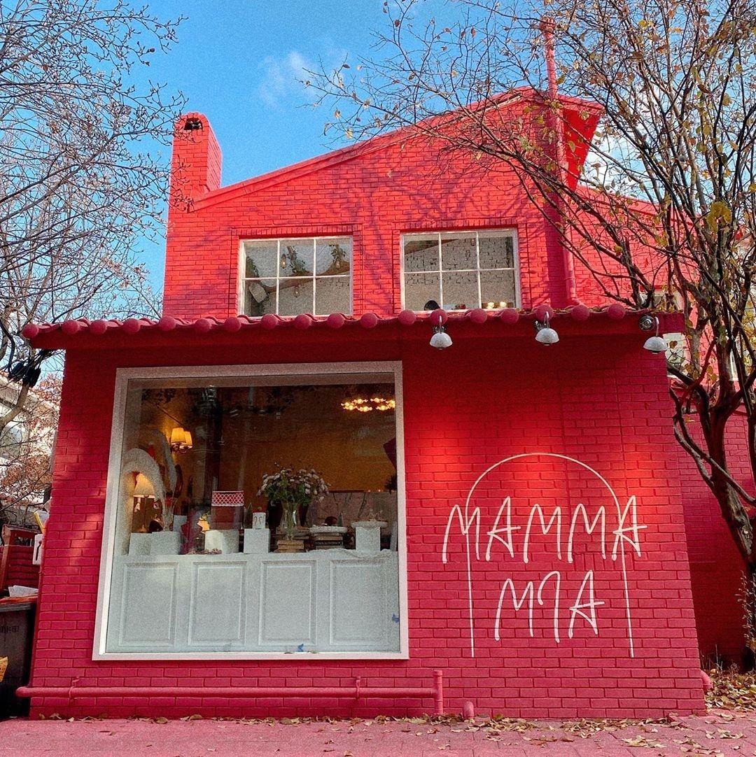:『Cafe MAMMAMIA』