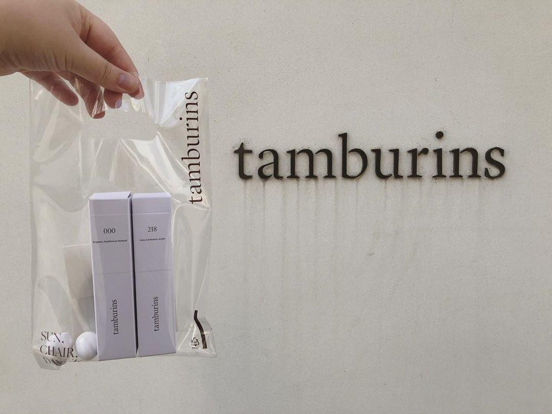 :『tamburins』