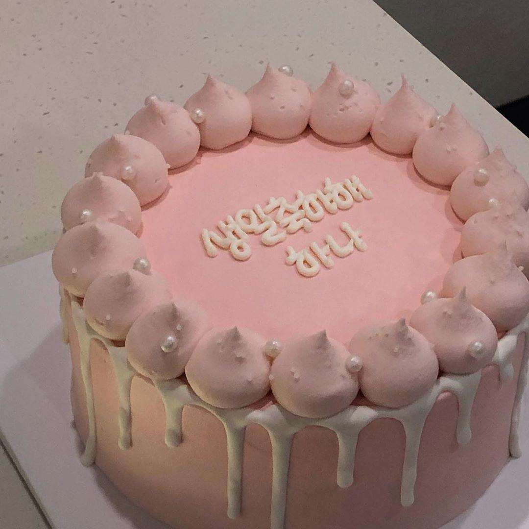 かわいいオーダーケーキたち