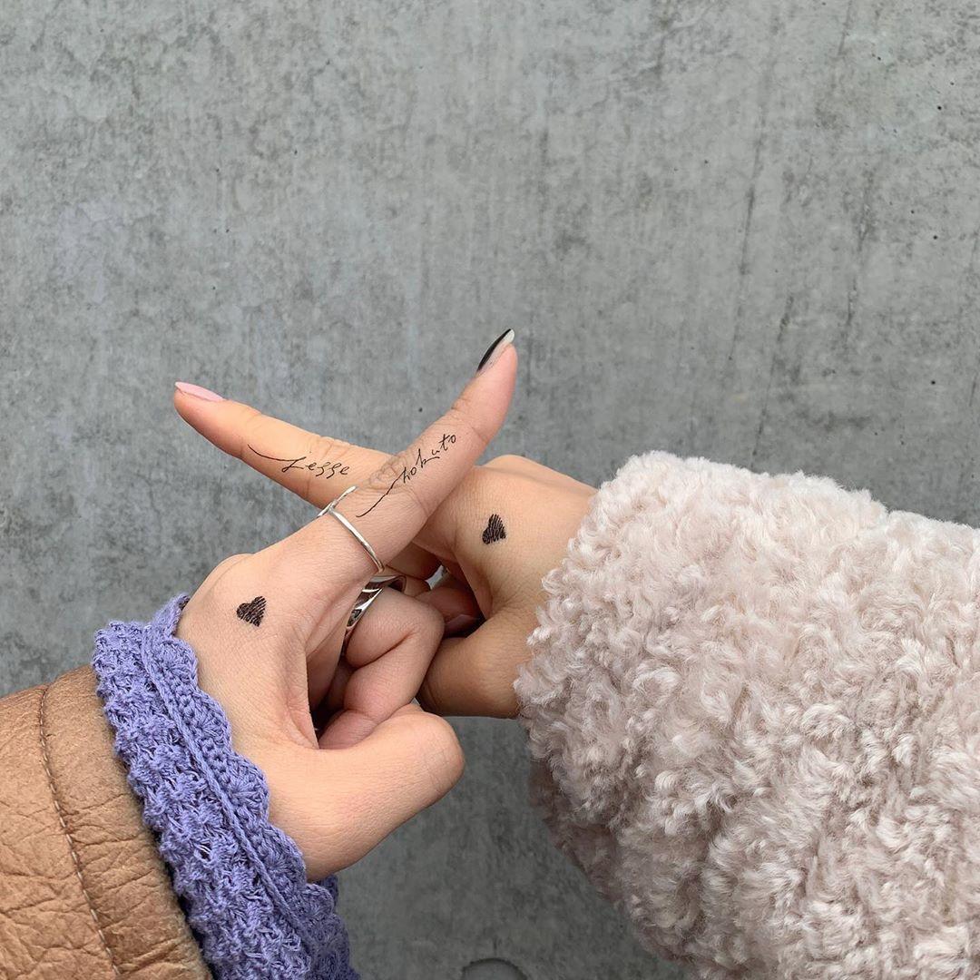 指先も可愛くして訪れよう