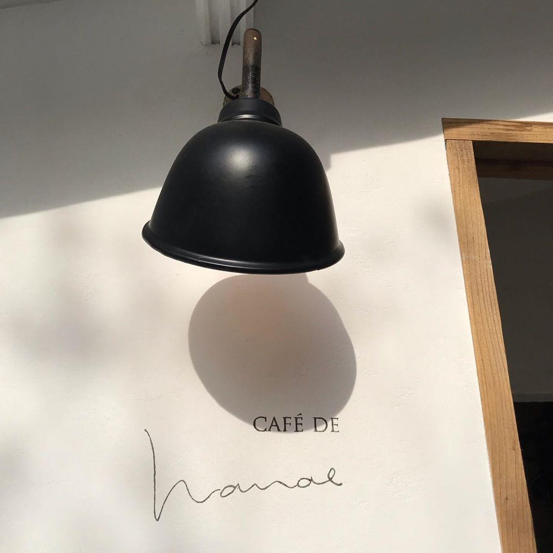 CAFE DE hanae