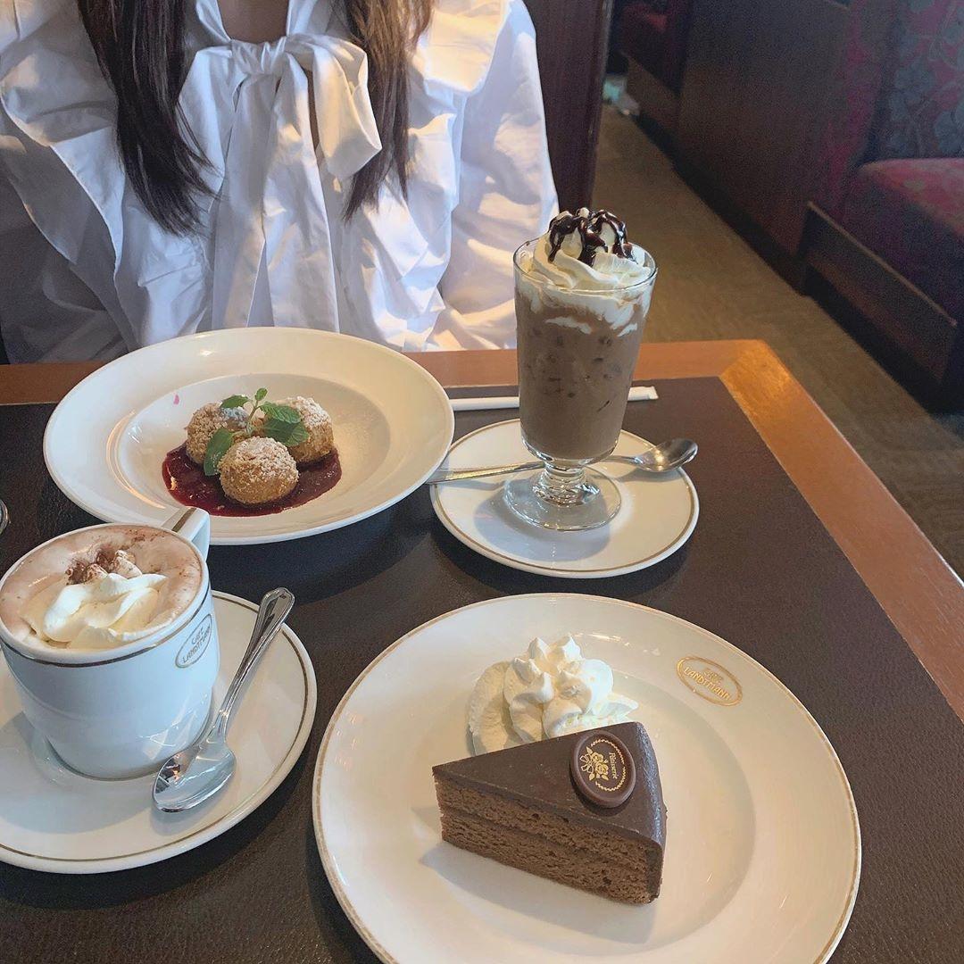CAFE LANDTMANN/表参道
