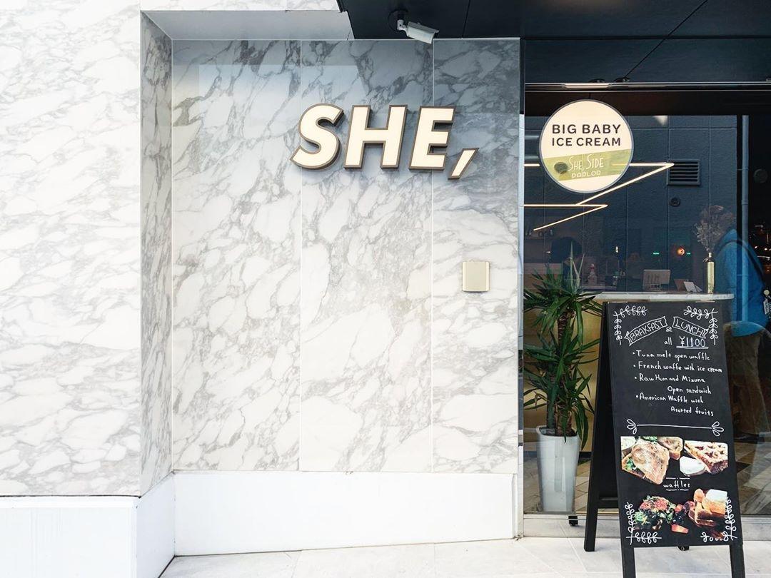HOTEL SHE, KYOTO(龍崎翔子さん)