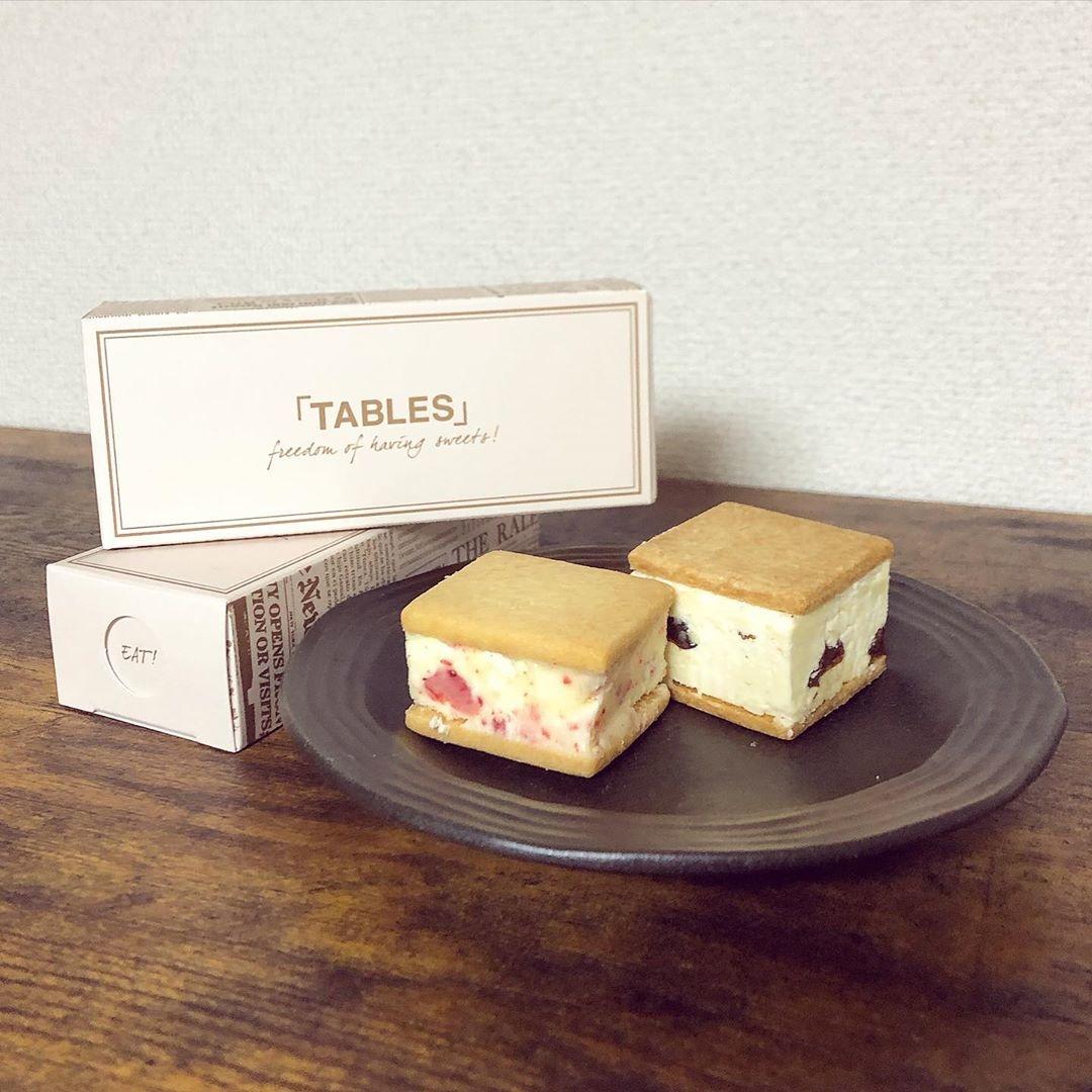 :TABLES(タブレス)