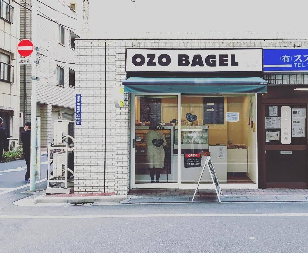 OZO BAGEL【日本橋】