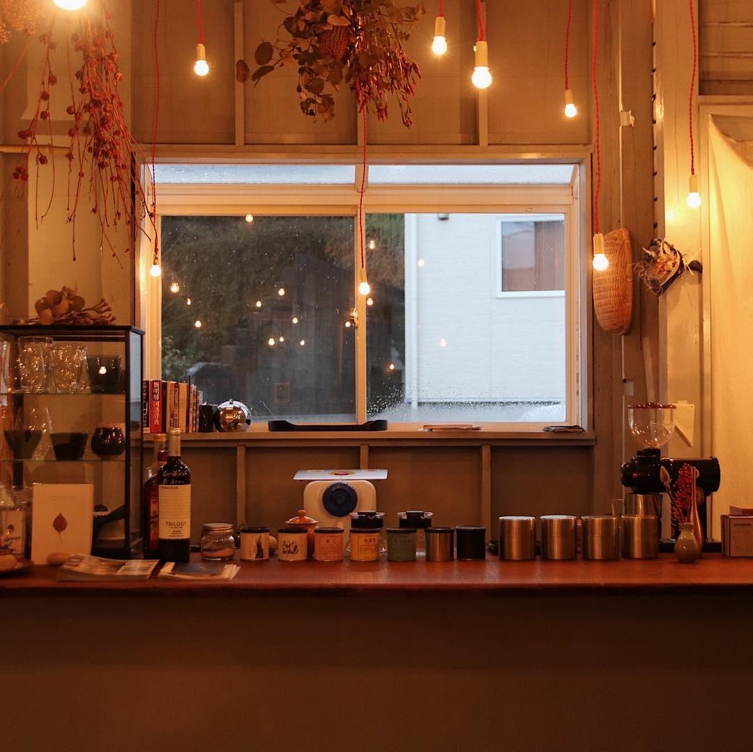 珈琲月白 上質なコーヒーが味わえるお店