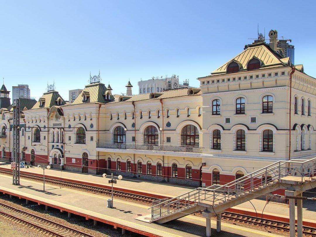 ウラジオストク駅