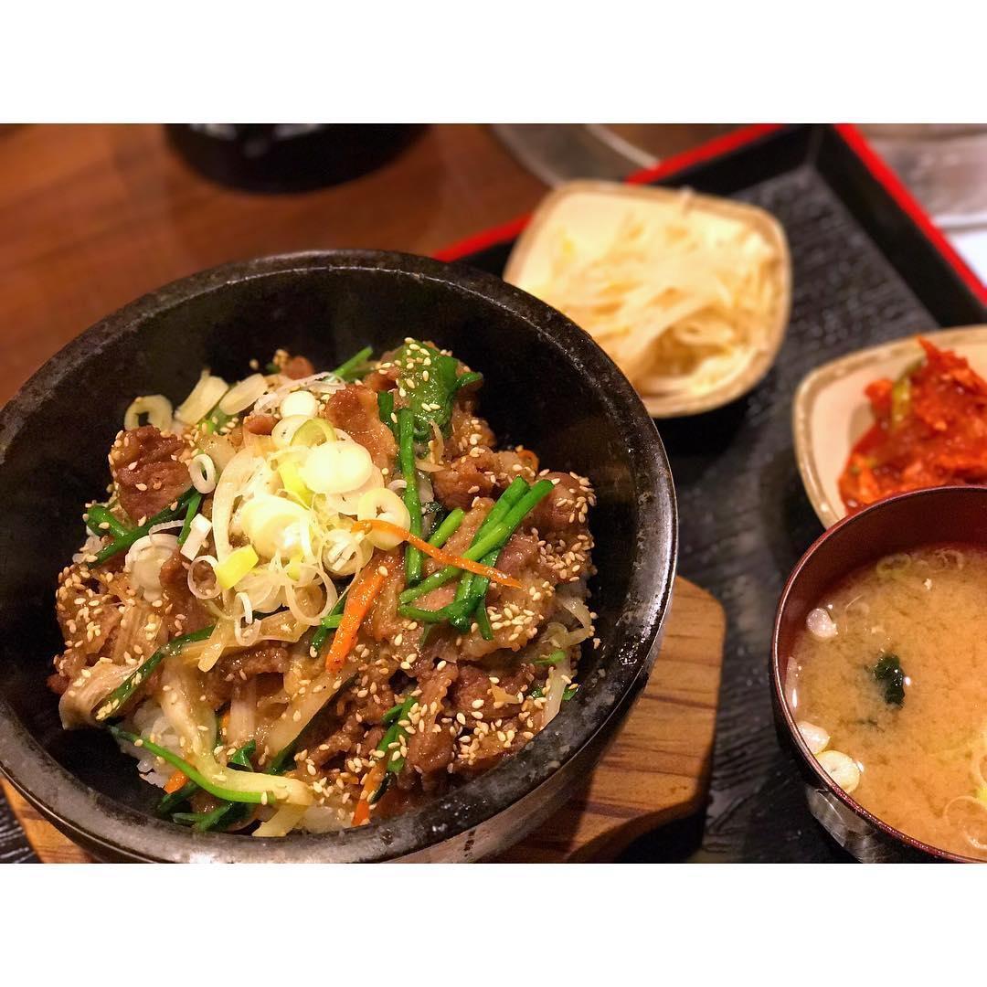 絶品ビビンバをランチで食す | 韓国料理マニト