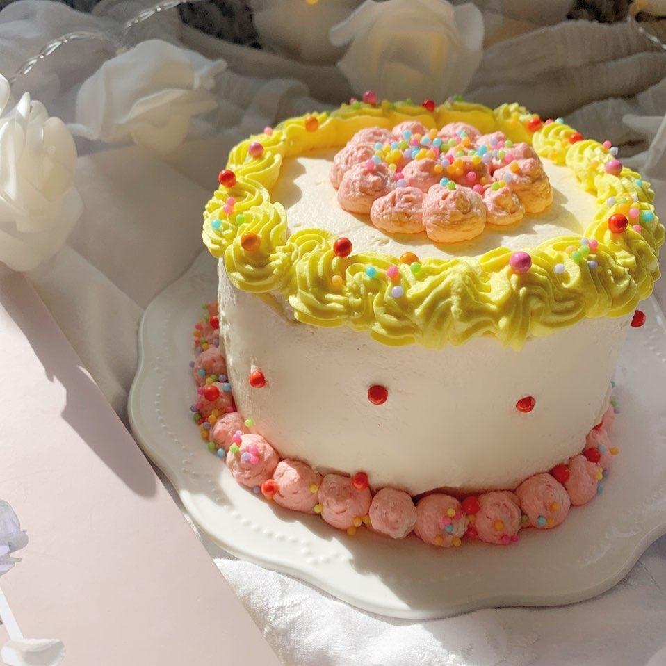 2人でケーキを作る新しいバレンタインの形