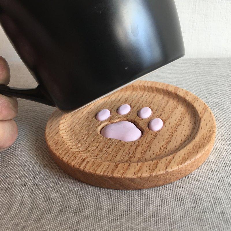 Paw's Meatball Coaster