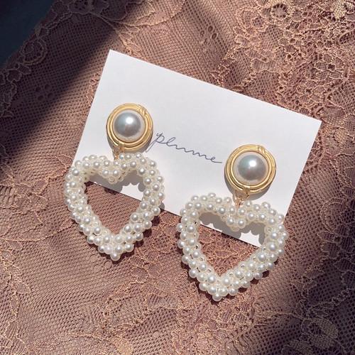 vintage like pierce / earring