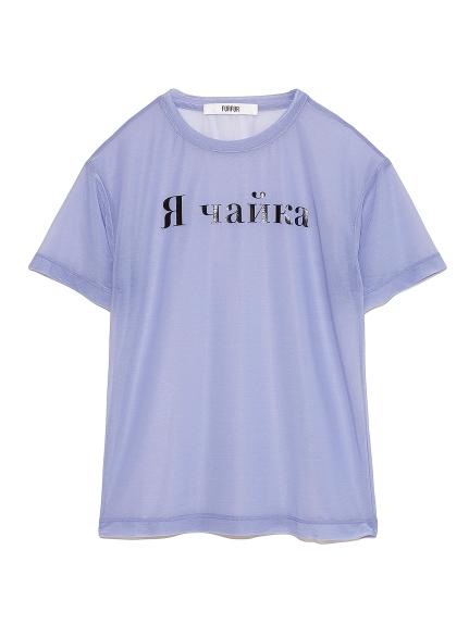 ロゴシアーTシャツ