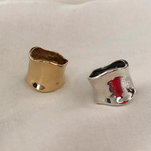 Silver925 heroina pinky ring 0163