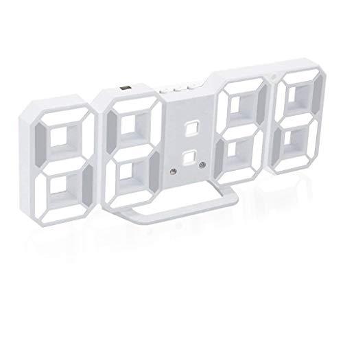 Formemory 電子時計 目覚まし時計 デジタル LED