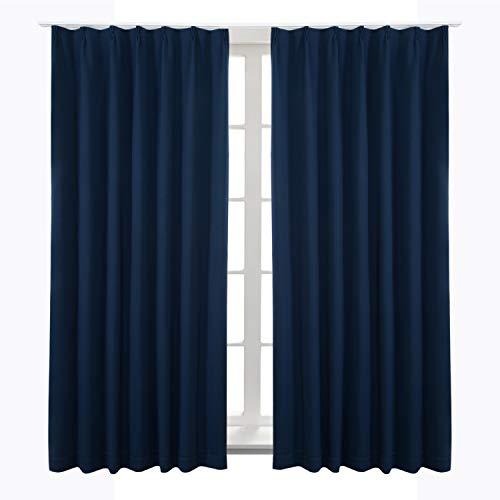 1級遮光ドレープカーテン