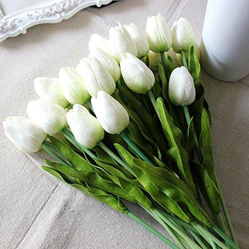 造花 チューリップ 10本セット