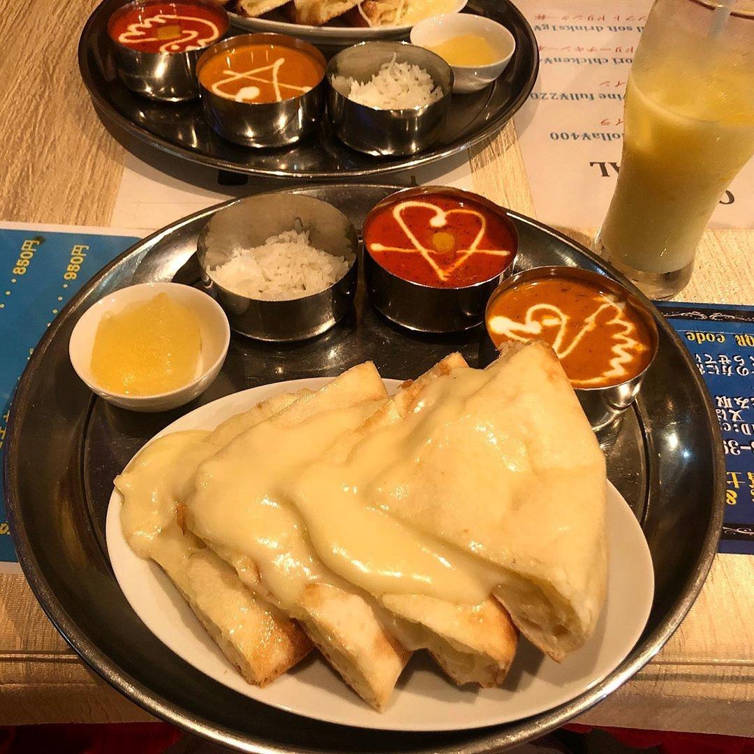 ほっぺたも一緒にとろけそう!チーズナンが一押しの東京&神奈川のカレー屋さん5選