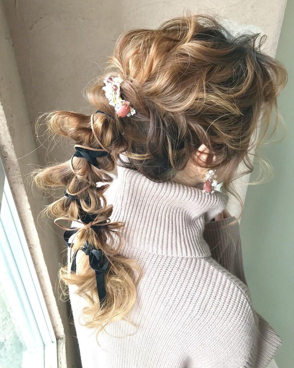 友達の結婚式、髪はどう可愛くする?ロング〜ショート、みんなのお呼ばれヘアカタログ