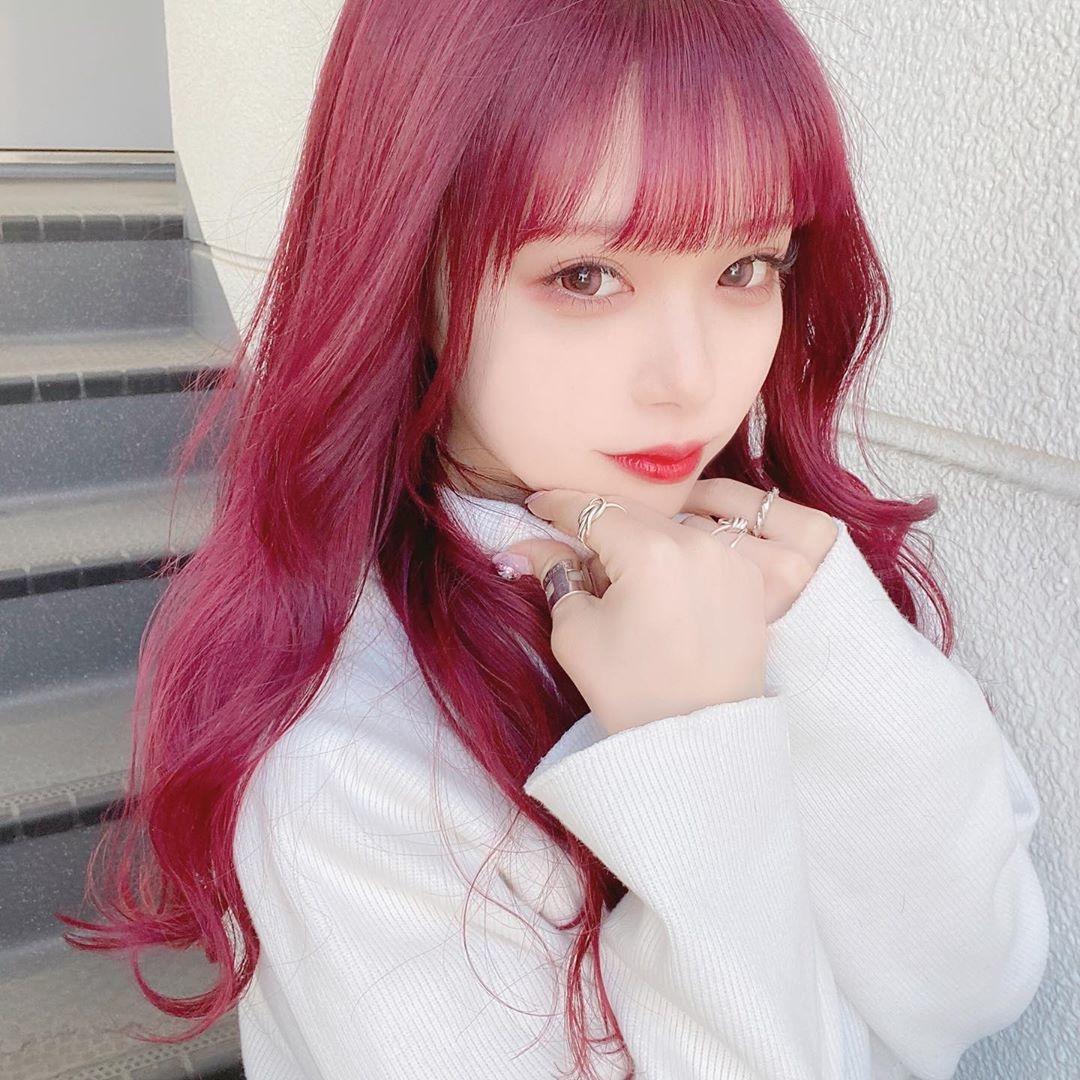 女の子らしさ全開カラーの魔法にかかってみて♡レベル別ピンクヘアカラーLIST