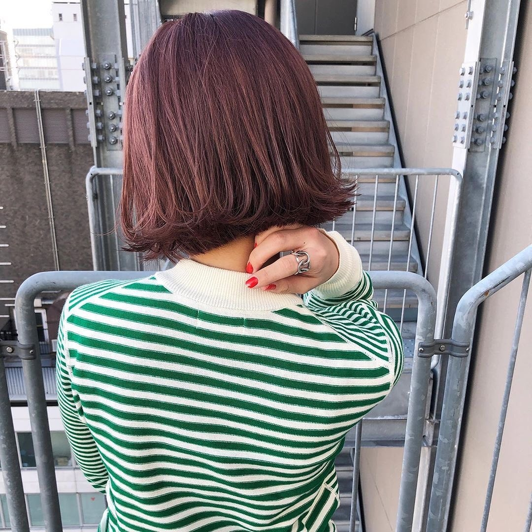 Neoガールたちの髪色はフルーティー?甘酸っぱいベリー系カラーが可愛すぎる件