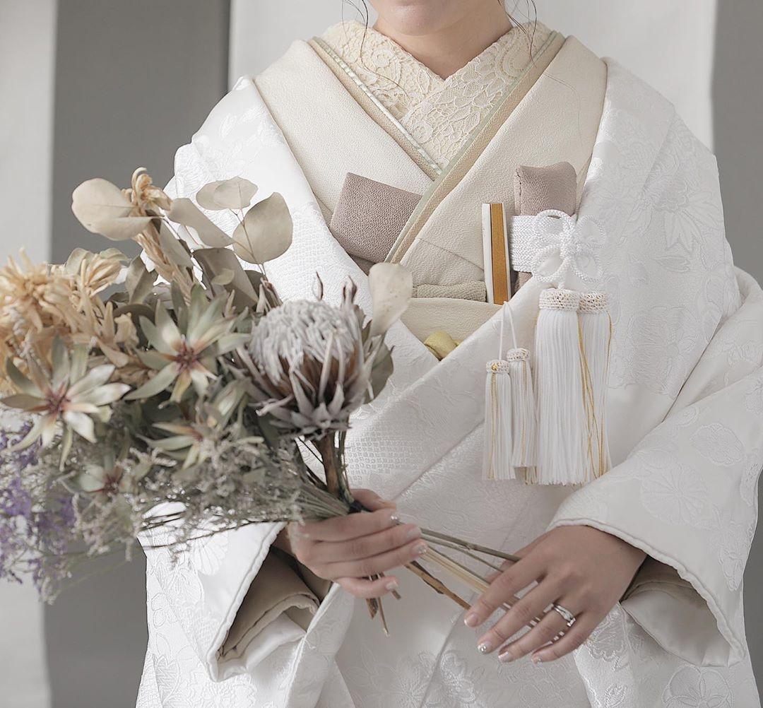 結婚式は白無垢って決めてるの。綿帽子に明治神宮に、神前婚の魅力をお伝えします