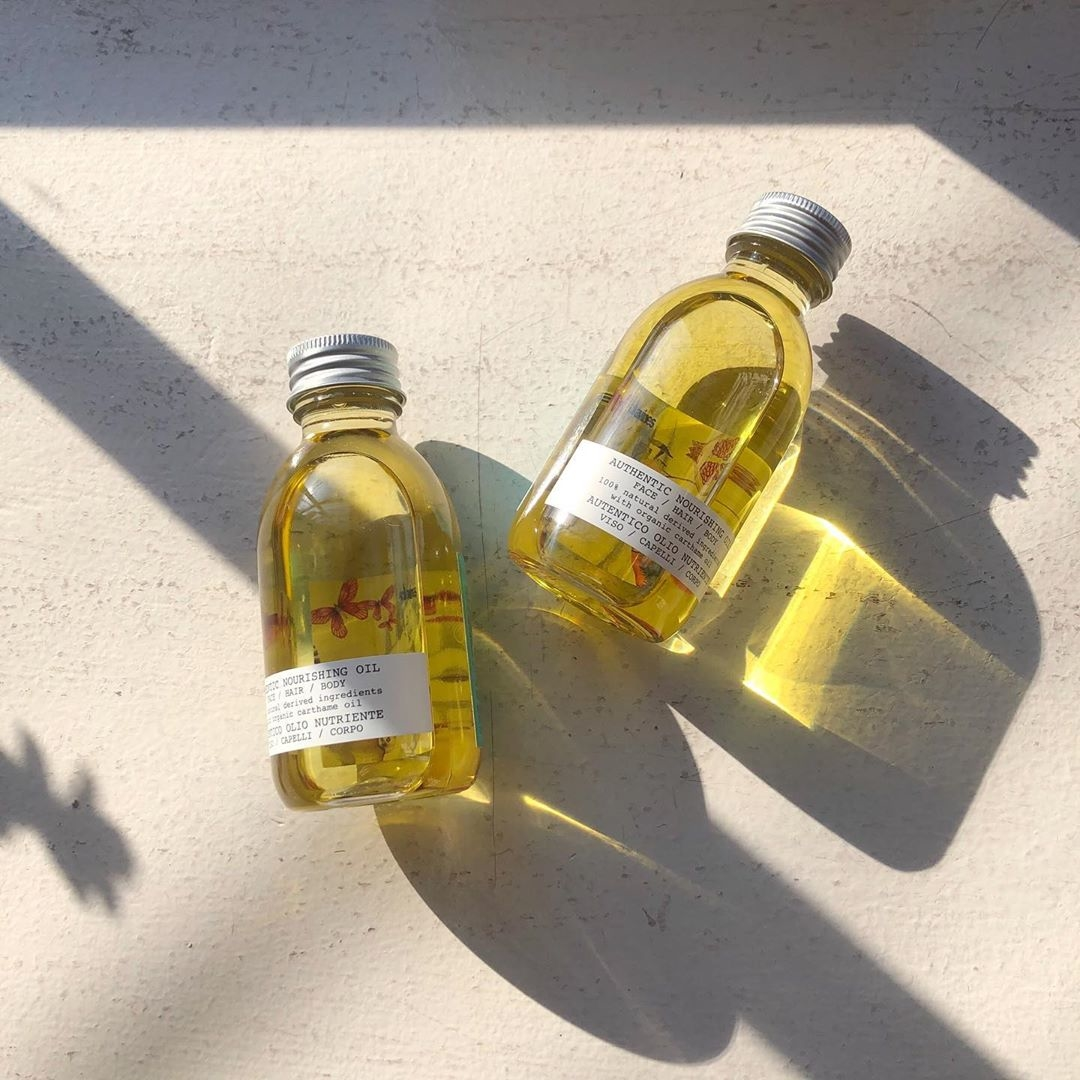 NEW万能オイルが沸騰中。目を引くボトルがpointの自然派スタイリング剤2連発