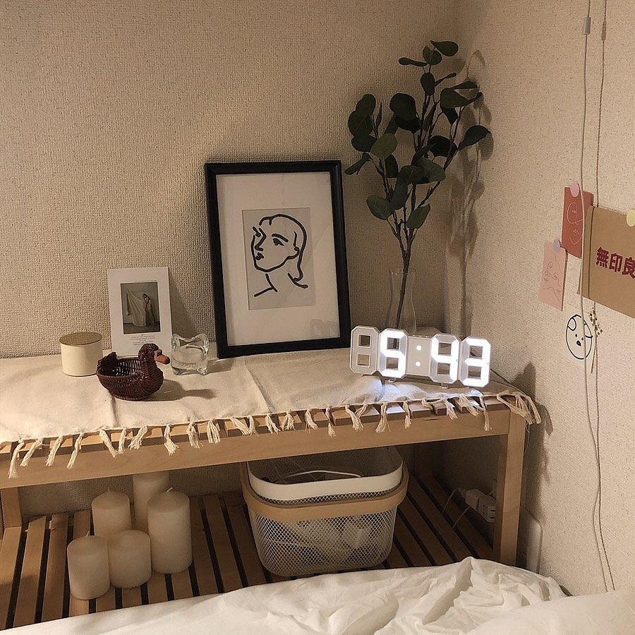 韓国っぽお洒落部屋にしたいの~!まずどんな家具から置けばいいか丸わかりlist