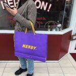 韓国ファッショニスタに人気。大注目の個性派ブランド『NERDY』って?