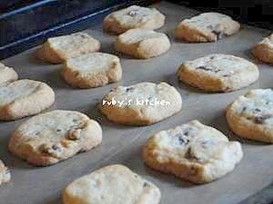 ホワイトデーに♪HMで簡単チョコチップクッキー