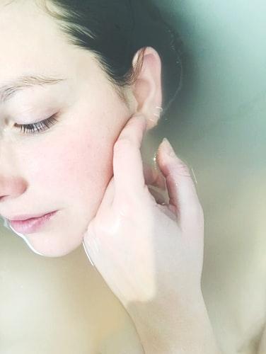 (2)つるつる肌