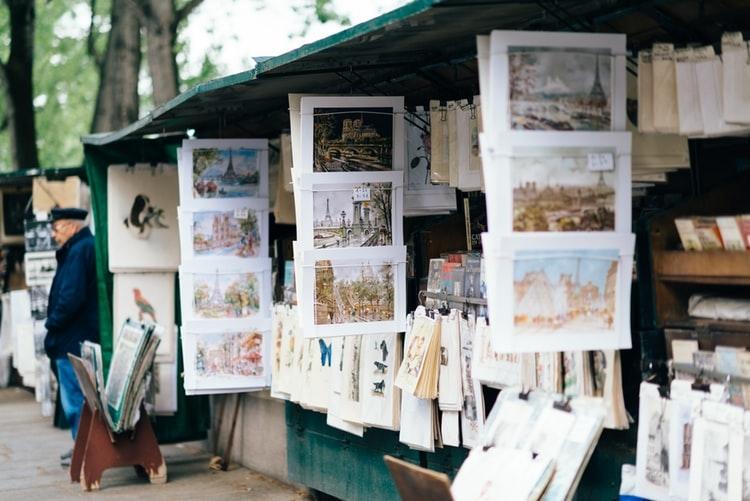 憧れのパリ文化を堪能してみる?