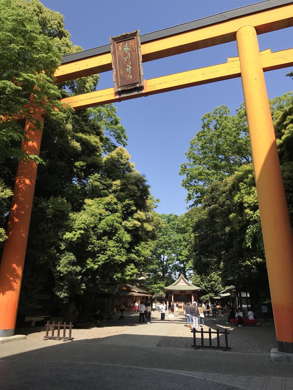 【埼玉県】川越氷川神社