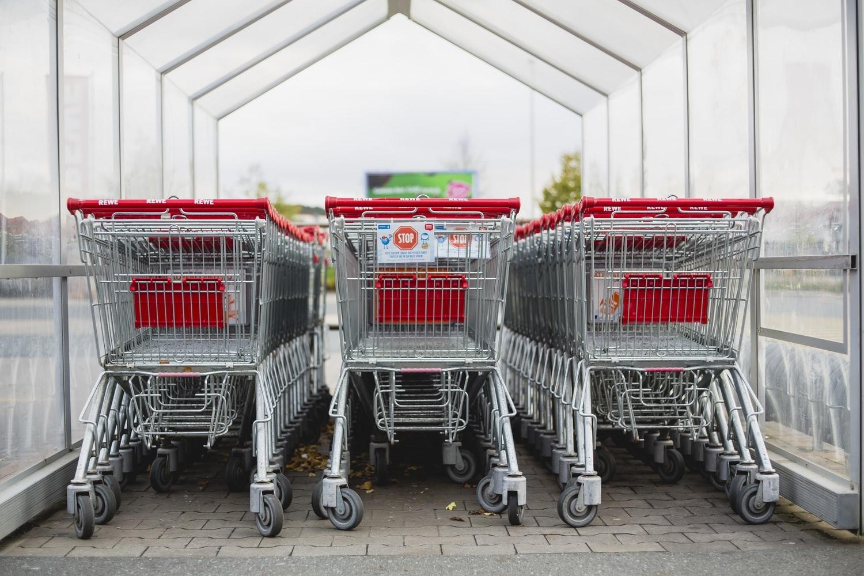 (4)スーパーでは作る分だけ買う
