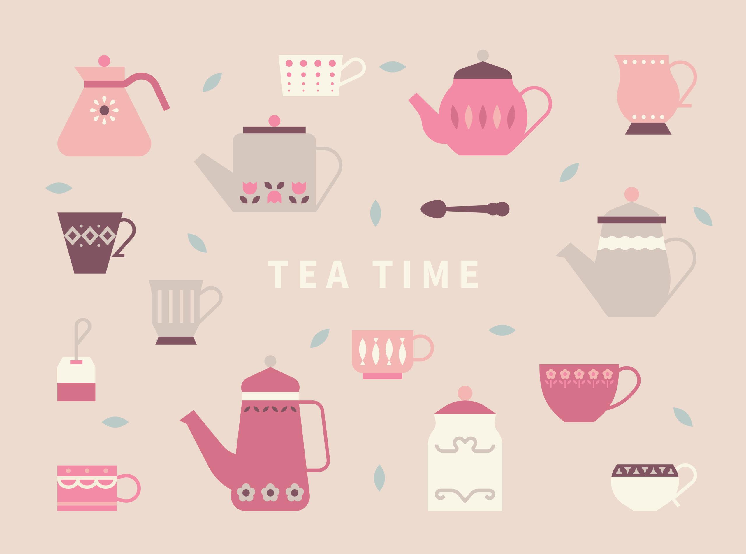お茶の数え方は?