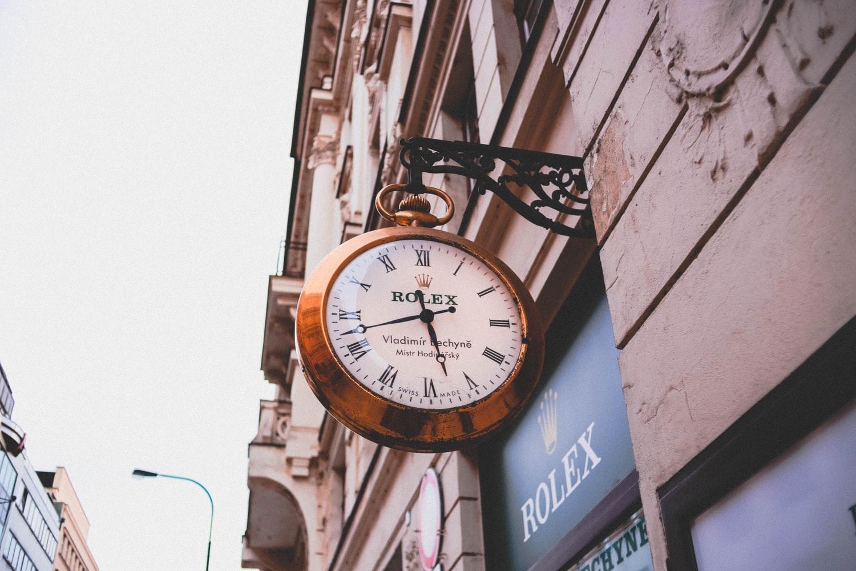 時計の購入を目標に、がんばるぞ〜!