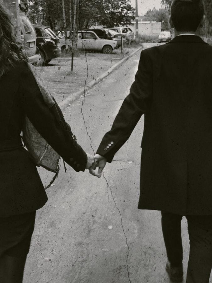 Affinity:触れ合いたい