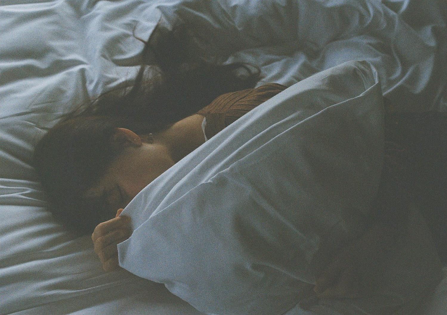 靴下をはいて寝るのは逆効果?