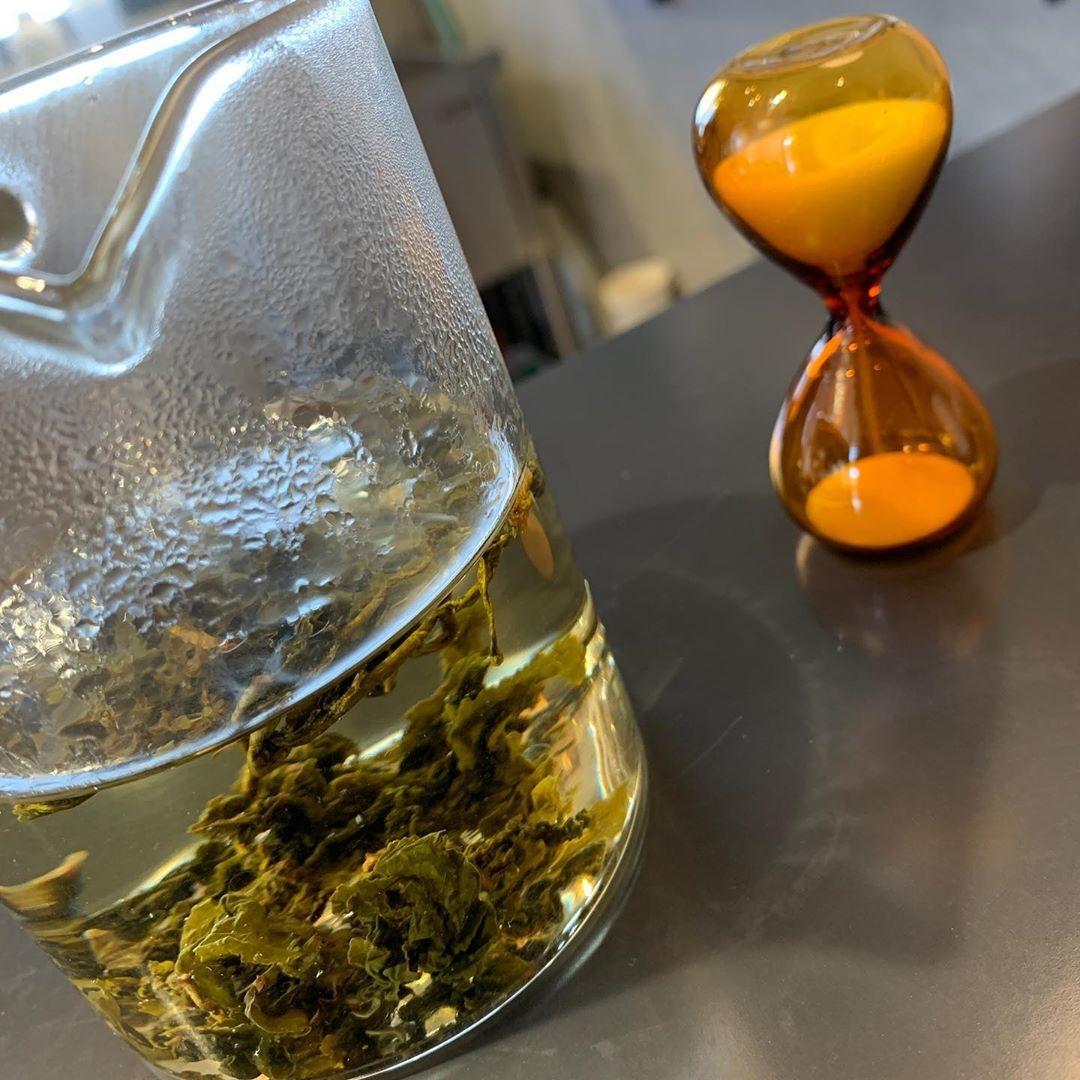 お茶の魅力を再確認できる場所