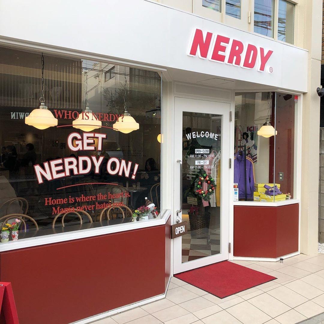NERDY|原宿