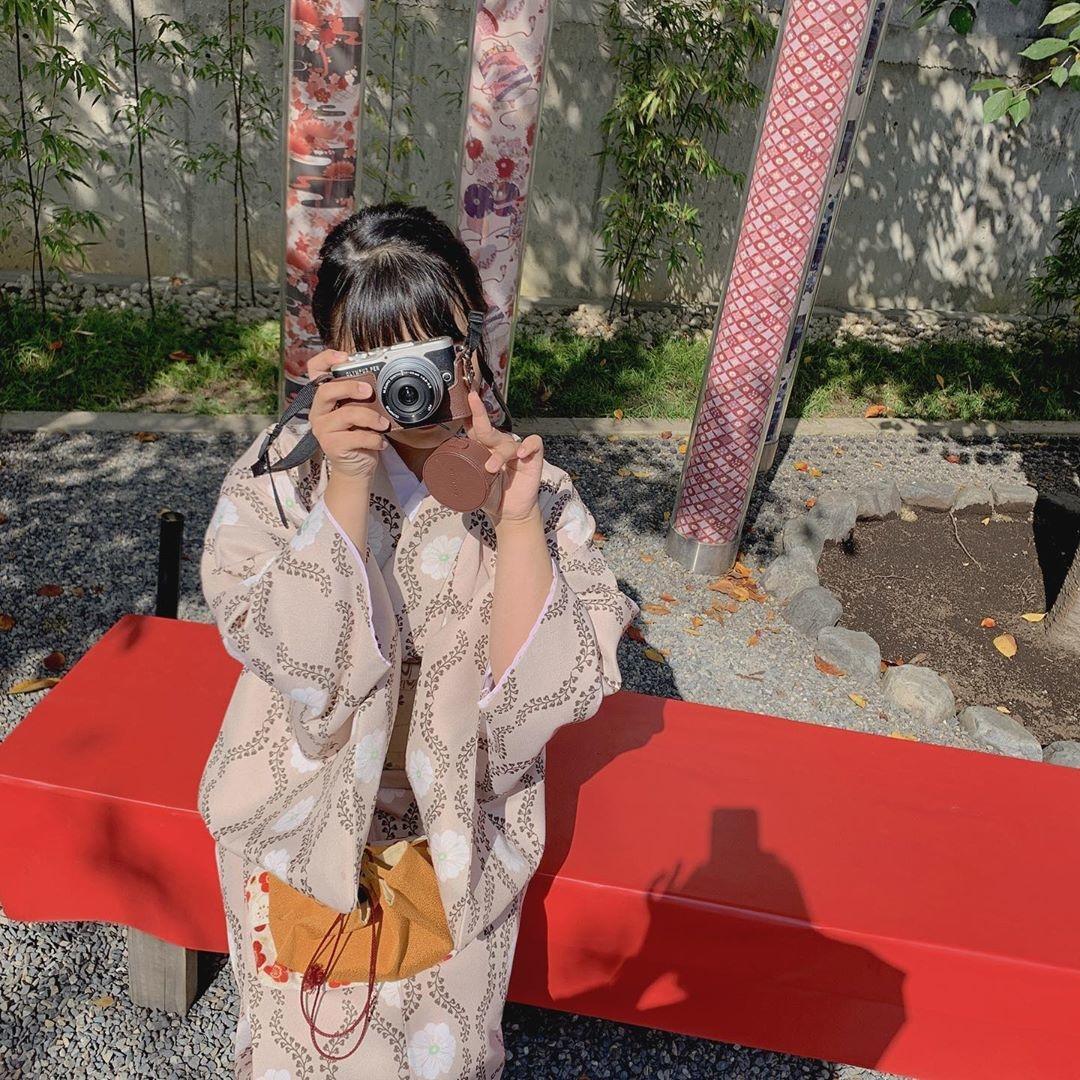 着物でお出掛け in 京都嵐山