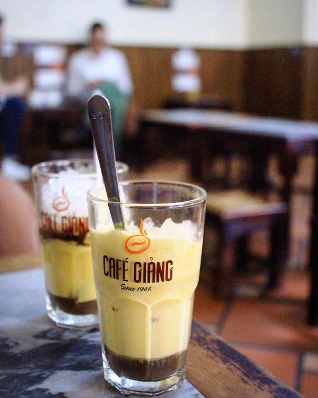 ベトナム発祥 エッグコーヒー