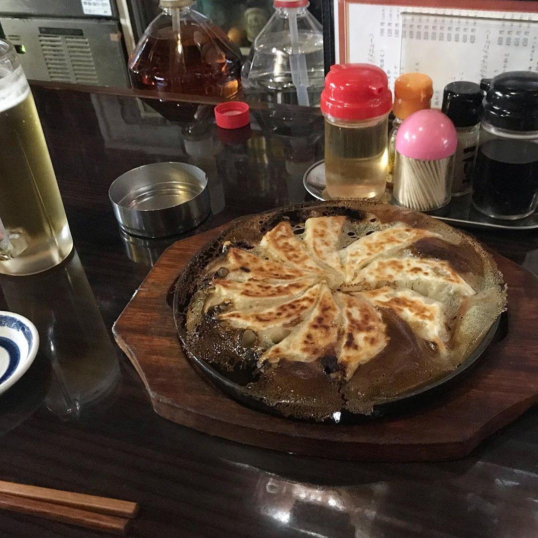 帰りは「0円餃子」を食べに行く?