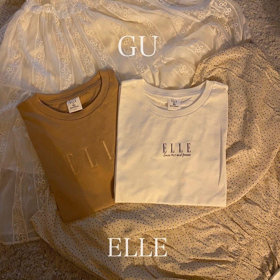 GU×ELLEの新作が可愛すぎる件